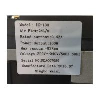 Pompa vacuum autoclav