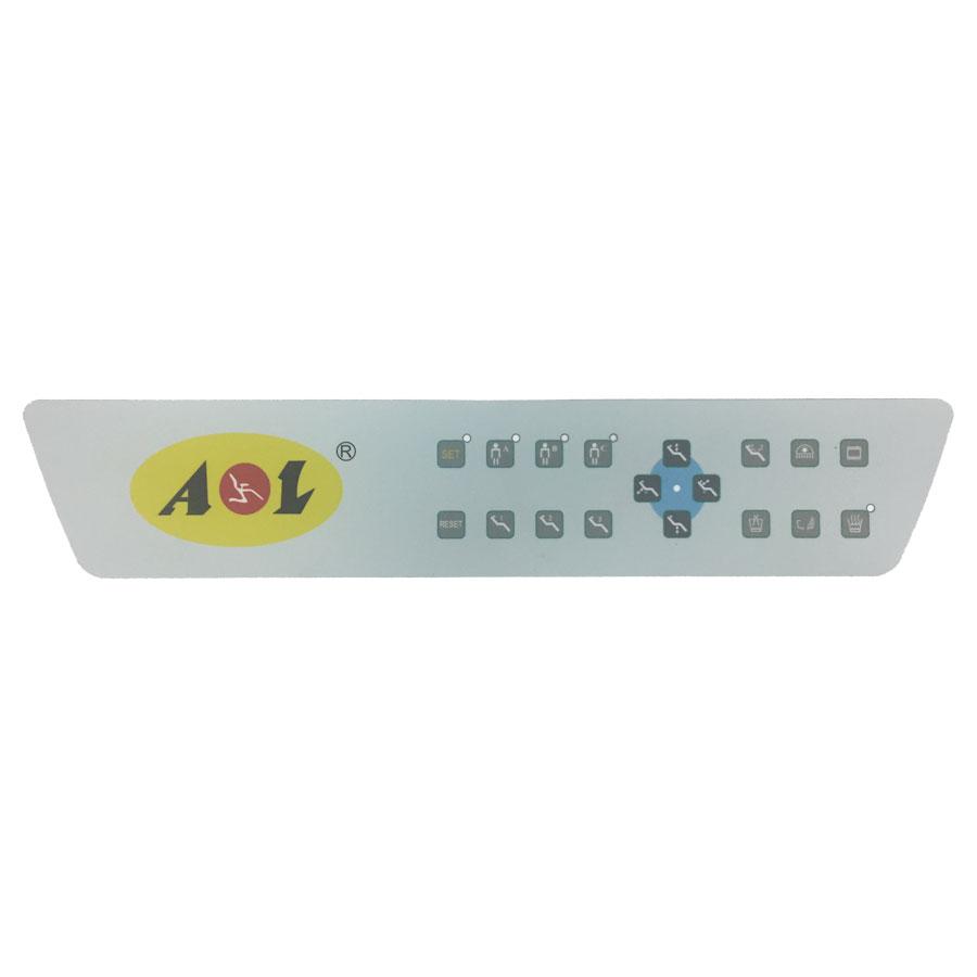 Folie tastatura comenzi 388SD M1